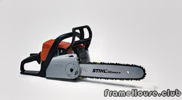 бензопила Stihl MS 180 C-BE 14 дюймов (35 см)
