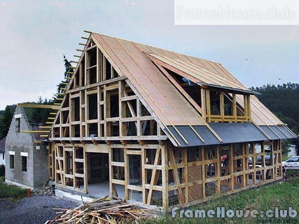 Каркасный дом на севере отзывы