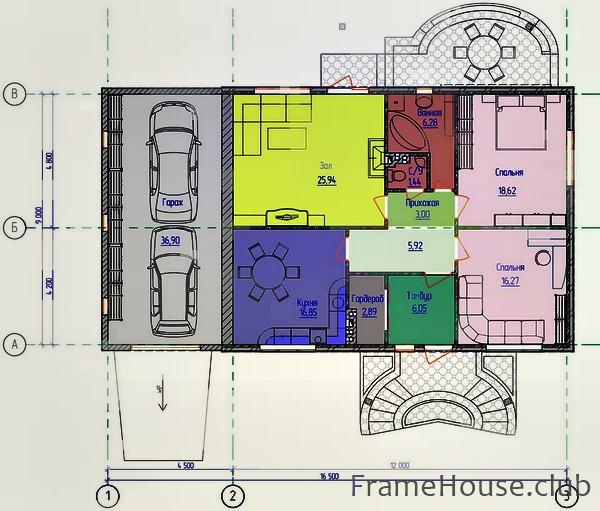 Земля для строительство гаража