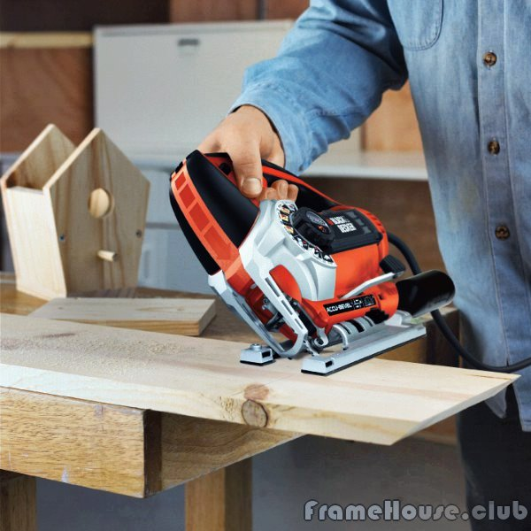 лобзик BLACK and DECKER KS900SK за 3.540 рублей