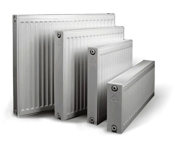 Стальные радиаторы отопления панельного типа