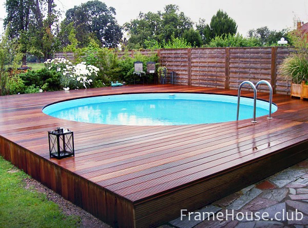 for Club piscine above ground pools prices