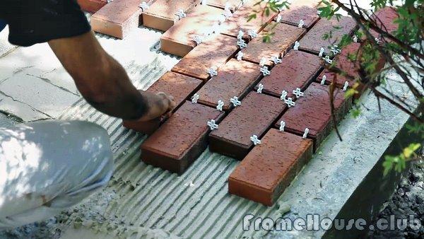 Клей для тротуарной плитки своими руками - Rwxchip.ru