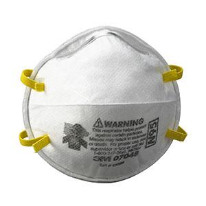 респиратор для защиты органов дыхания от пыли стекловаты