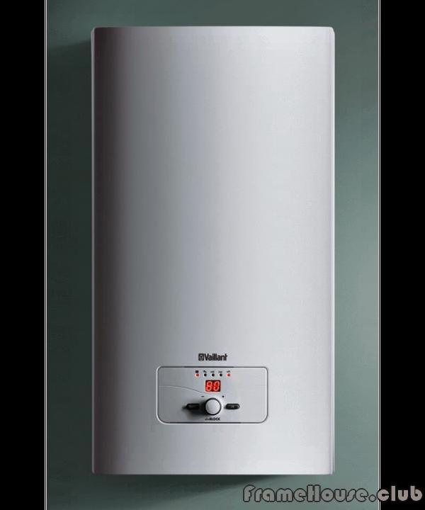 Отопление загородного дома электрическим котлом